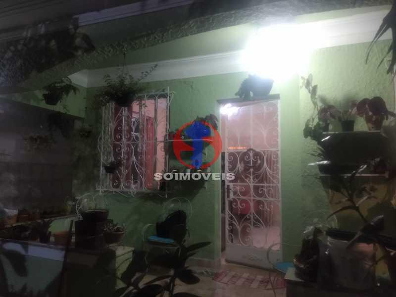 FACHADA - Casa de Vila 5 quartos à venda Lins de Vasconcelos, Rio de Janeiro - R$ 700.000 - TJCV50005 - 3