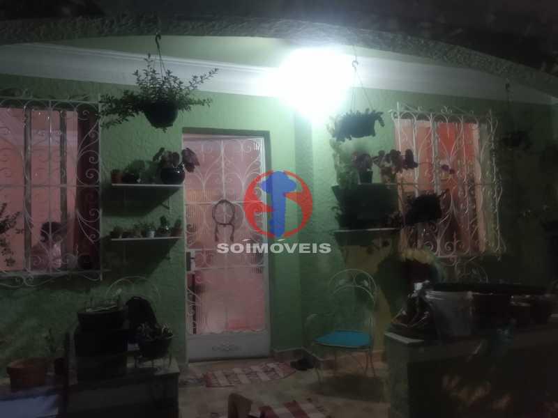 FACHADA - Casa de Vila 5 quartos à venda Lins de Vasconcelos, Rio de Janeiro - R$ 700.000 - TJCV50005 - 1