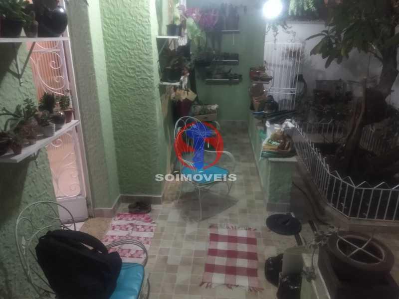 VARANDA - Casa de Vila 5 quartos à venda Lins de Vasconcelos, Rio de Janeiro - R$ 700.000 - TJCV50005 - 5