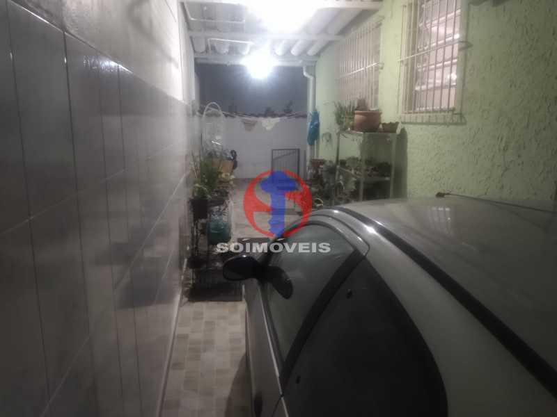 GARAGEM - Casa de Vila 5 quartos à venda Lins de Vasconcelos, Rio de Janeiro - R$ 700.000 - TJCV50005 - 7