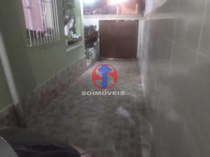 GARAGEM - Casa de Vila 5 quartos à venda Lins de Vasconcelos, Rio de Janeiro - R$ 700.000 - TJCV50005 - 8