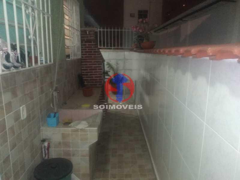 QUINTAL 3/ CHURRASQUEIRA - Casa de Vila 5 quartos à venda Lins de Vasconcelos, Rio de Janeiro - R$ 700.000 - TJCV50005 - 10