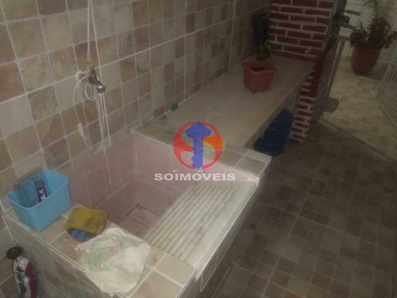QUINTAL 3/ CHURRASQUEIRA - Casa de Vila 5 quartos à venda Lins de Vasconcelos, Rio de Janeiro - R$ 700.000 - TJCV50005 - 11