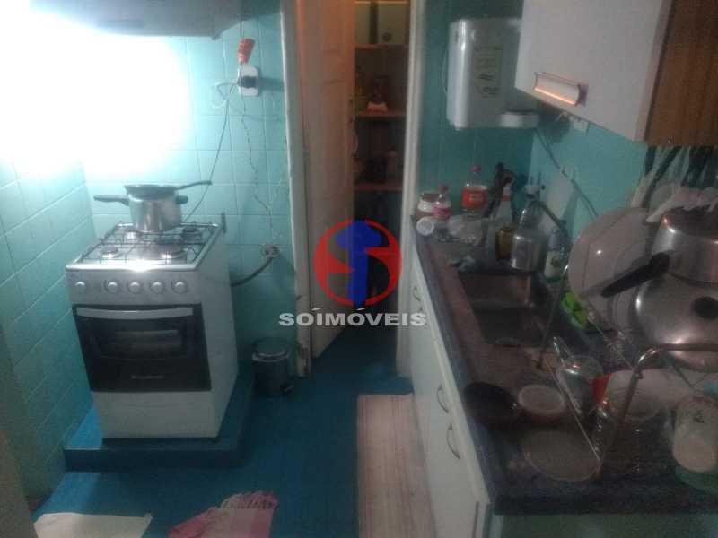 COZINHA - Casa de Vila 5 quartos à venda Lins de Vasconcelos, Rio de Janeiro - R$ 700.000 - TJCV50005 - 29