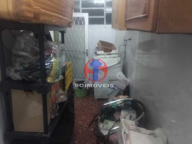 LAVANDERIA - Casa de Vila 5 quartos à venda Lins de Vasconcelos, Rio de Janeiro - R$ 700.000 - TJCV50005 - 31