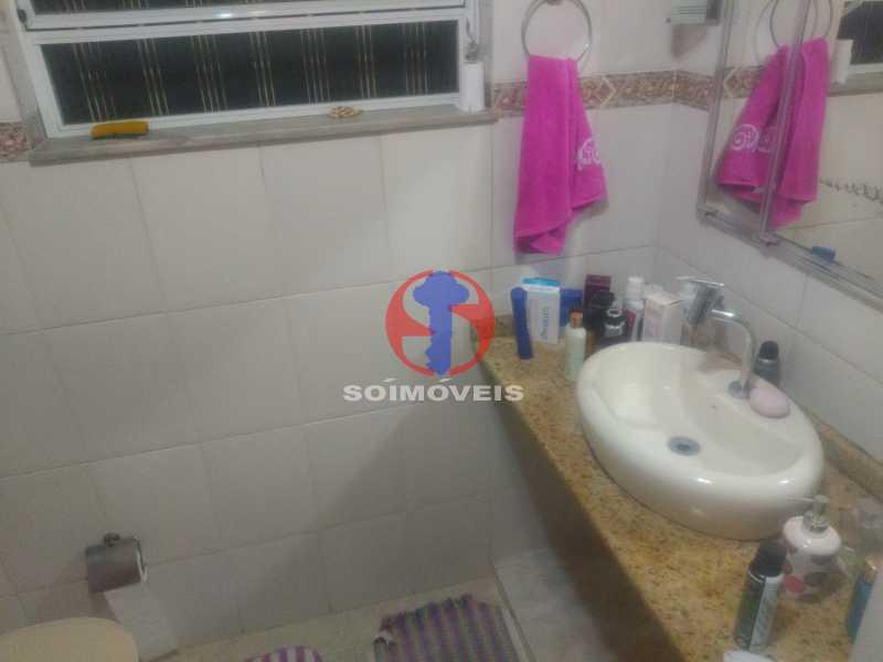 WC - Casa de Vila 5 quartos à venda Lins de Vasconcelos, Rio de Janeiro - R$ 700.000 - TJCV50005 - 19