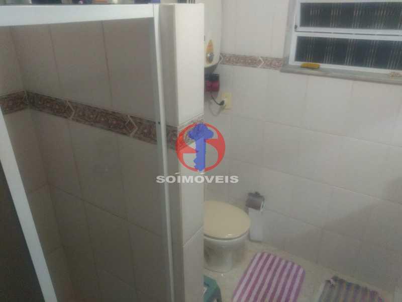 WC - Casa de Vila 5 quartos à venda Lins de Vasconcelos, Rio de Janeiro - R$ 700.000 - TJCV50005 - 20