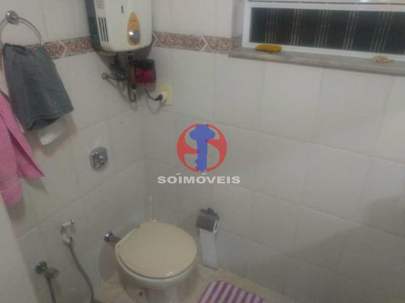 WC - Casa de Vila 5 quartos à venda Lins de Vasconcelos, Rio de Janeiro - R$ 700.000 - TJCV50005 - 21