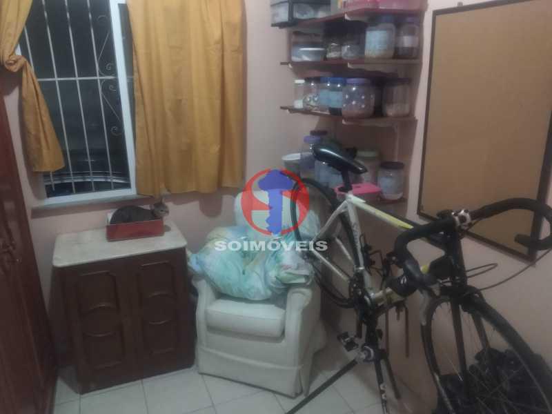 Q2 - Casa de Vila 5 quartos à venda Lins de Vasconcelos, Rio de Janeiro - R$ 700.000 - TJCV50005 - 18