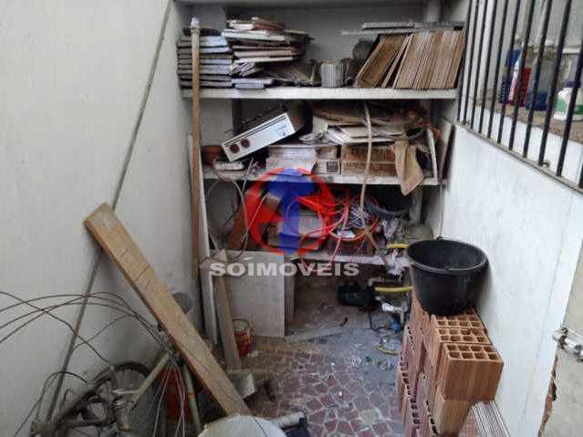 CASA DE MÁQUINAS - Casa de Vila 4 quartos à venda Méier, Rio de Janeiro - R$ 670.000 - TJCV40029 - 30