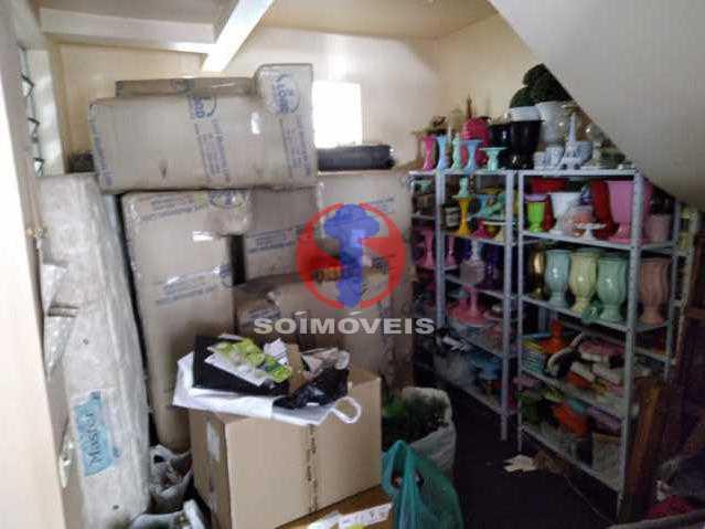 . - Casa de Vila 4 quartos à venda Méier, Rio de Janeiro - R$ 670.000 - TJCV40029 - 20