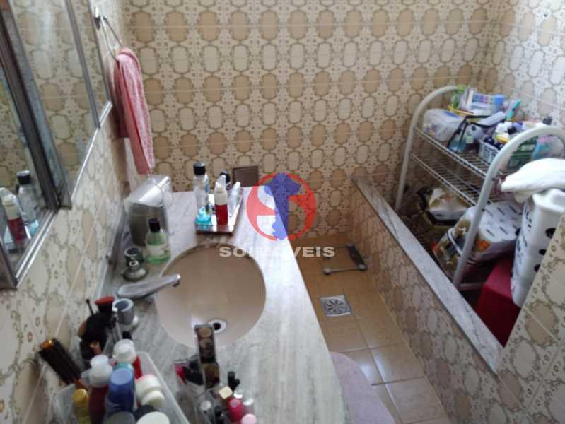 WC - Casa de Vila 4 quartos à venda Méier, Rio de Janeiro - R$ 670.000 - TJCV40029 - 15