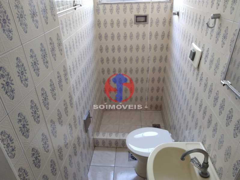 WC - Casa de Vila 4 quartos à venda Méier, Rio de Janeiro - R$ 670.000 - TJCV40029 - 18
