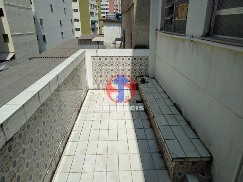 VARANDA - Casa de Vila 4 quartos à venda Méier, Rio de Janeiro - R$ 670.000 - TJCV40029 - 11