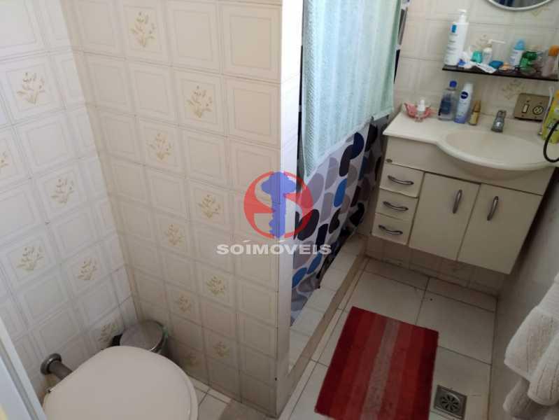 WC/SUITE - Casa de Vila 4 quartos à venda Méier, Rio de Janeiro - R$ 670.000 - TJCV40029 - 12