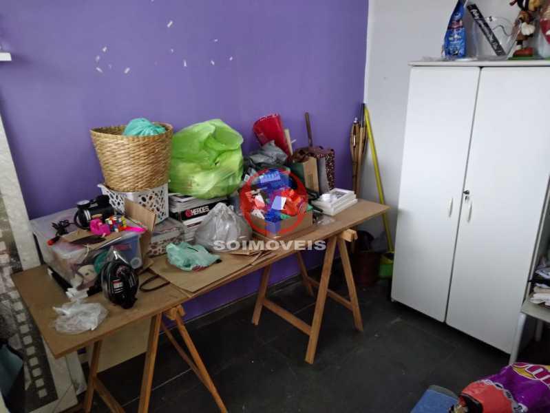 DEPÊNDENCIA - Casa de Vila 4 quartos à venda Méier, Rio de Janeiro - R$ 670.000 - TJCV40029 - 23
