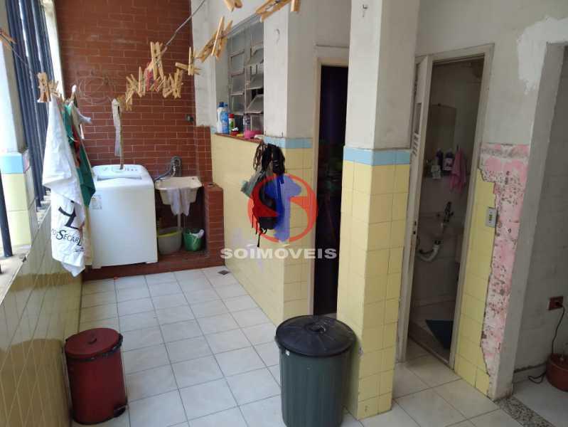 LAVANDERIA - Casa de Vila 4 quartos à venda Méier, Rio de Janeiro - R$ 670.000 - TJCV40029 - 21