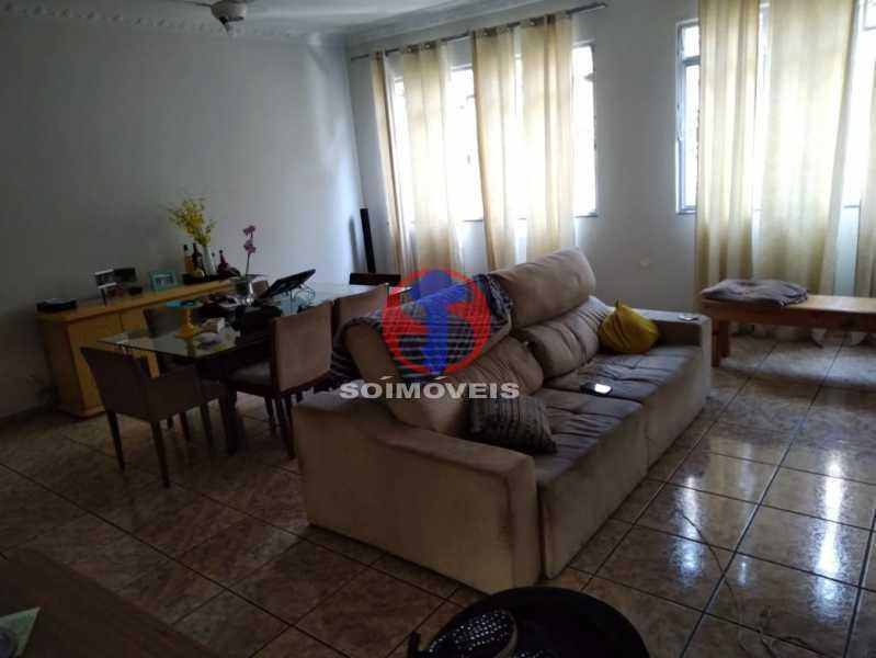 SALA - Casa de Vila 4 quartos à venda Méier, Rio de Janeiro - R$ 670.000 - TJCV40029 - 3