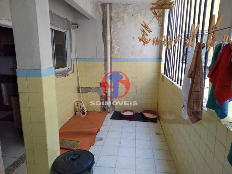 LAVANDERIA - Casa de Vila 4 quartos à venda Méier, Rio de Janeiro - R$ 670.000 - TJCV40029 - 22