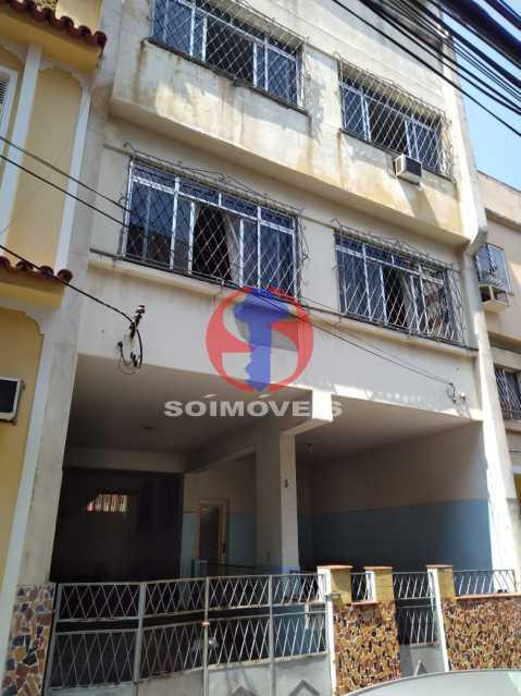 FACHADA - Casa de Vila 4 quartos à venda Méier, Rio de Janeiro - R$ 670.000 - TJCV40029 - 31