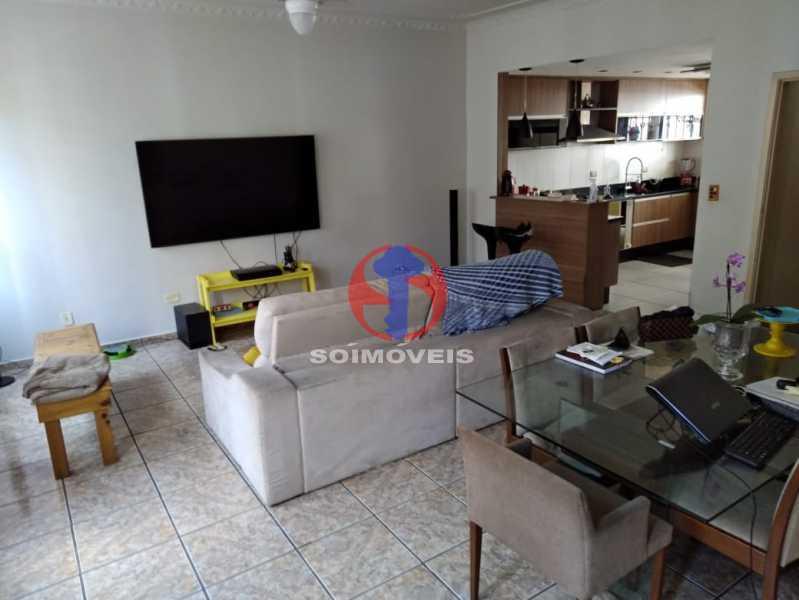 SALA - Casa de Vila 4 quartos à venda Méier, Rio de Janeiro - R$ 670.000 - TJCV40029 - 1