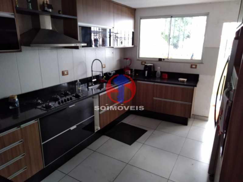 COZINHA - Casa de Vila 4 quartos à venda Méier, Rio de Janeiro - R$ 670.000 - TJCV40029 - 8