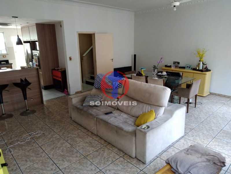 SALA - Casa de Vila 4 quartos à venda Méier, Rio de Janeiro - R$ 670.000 - TJCV40029 - 6
