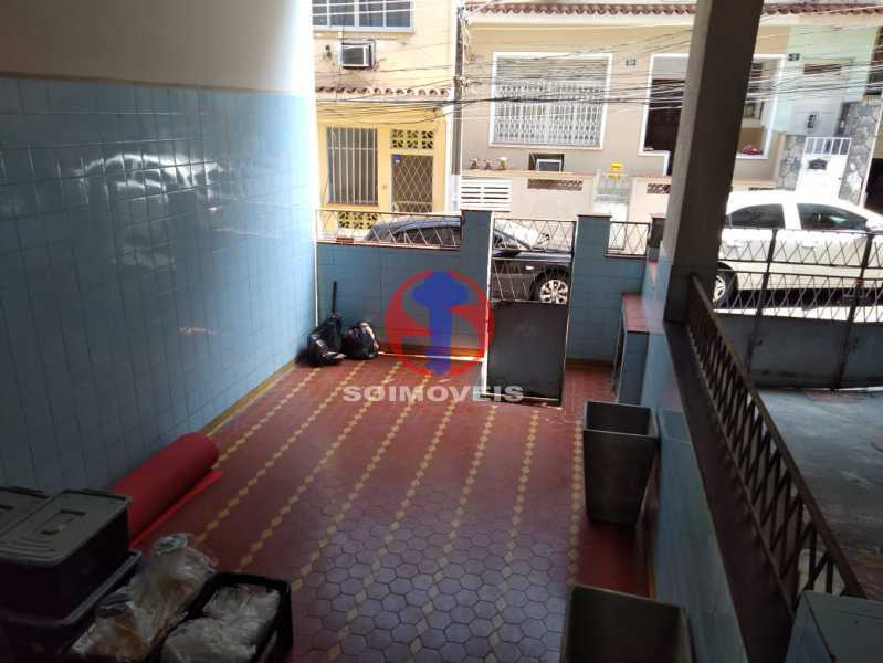 ENTTRADA - Casa de Vila 4 quartos à venda Méier, Rio de Janeiro - R$ 670.000 - TJCV40029 - 28
