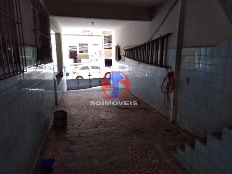 GARAGEM - Casa de Vila 4 quartos à venda Méier, Rio de Janeiro - R$ 670.000 - TJCV40029 - 29