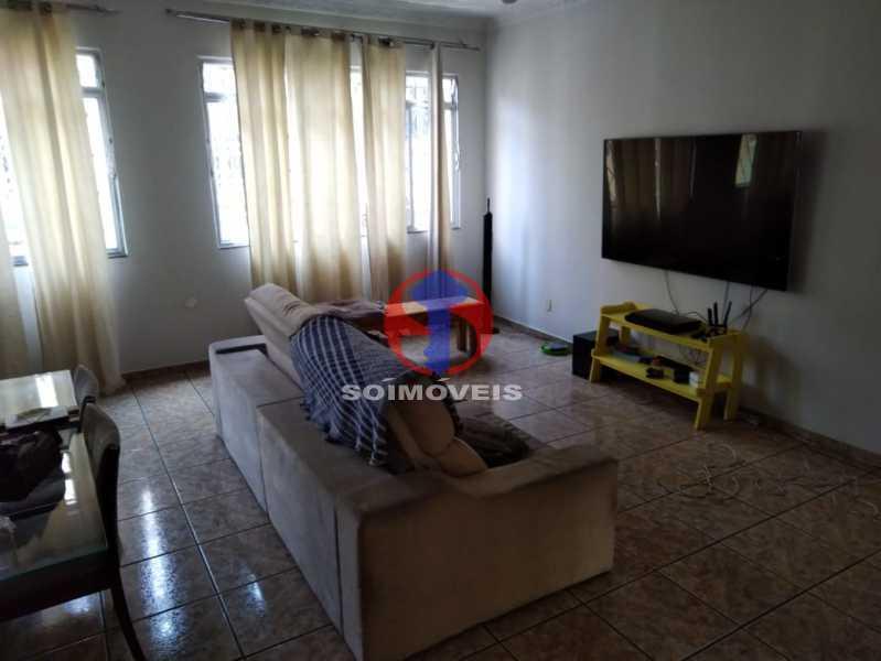 SALA - Casa de Vila 4 quartos à venda Méier, Rio de Janeiro - R$ 670.000 - TJCV40029 - 4