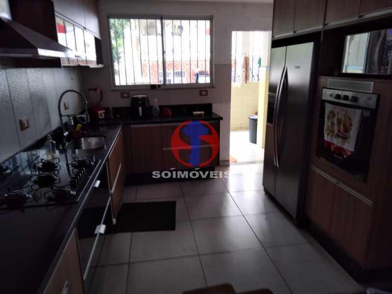 C - Casa de Vila 4 quartos à venda Méier, Rio de Janeiro - R$ 670.000 - TJCV40029 - 7