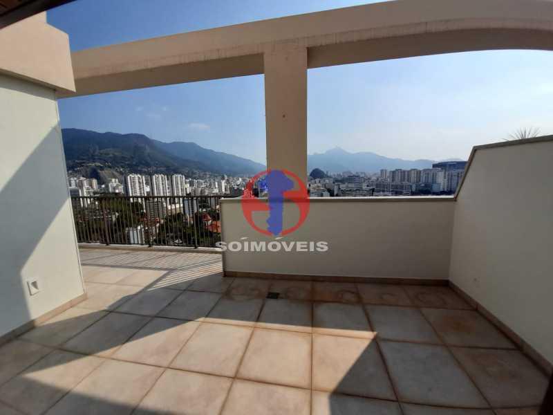 WhatsApp Image 2021-10-05 at 1 - Cobertura 3 quartos à venda Praça da Bandeira, Rio de Janeiro - R$ 1.050.000 - TJCO30065 - 23