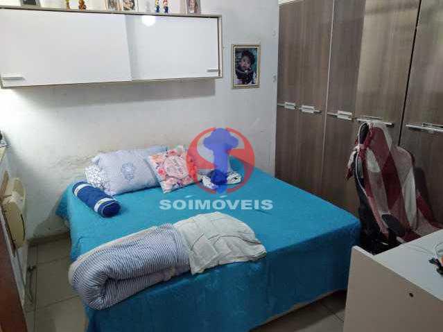 Q2 - Casa 4 quartos à venda Grajaú, Rio de Janeiro - R$ 1.100.000 - TJCA40065 - 4