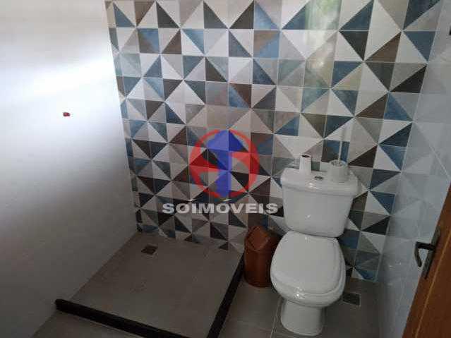 WC SUÍTE - Casa 4 quartos à venda Grajaú, Rio de Janeiro - R$ 1.100.000 - TJCA40065 - 5