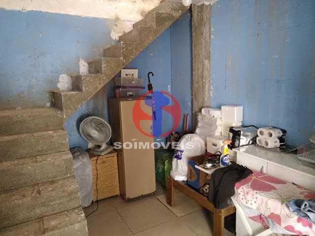 ? - Casa 4 quartos à venda Grajaú, Rio de Janeiro - R$ 1.100.000 - TJCA40065 - 6