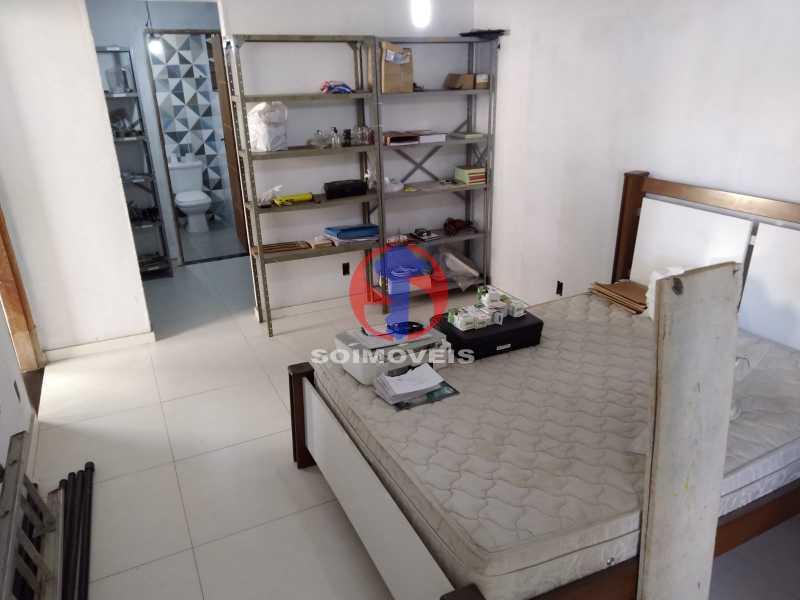 SUÍTE - Casa 4 quartos à venda Grajaú, Rio de Janeiro - R$ 1.100.000 - TJCA40065 - 7