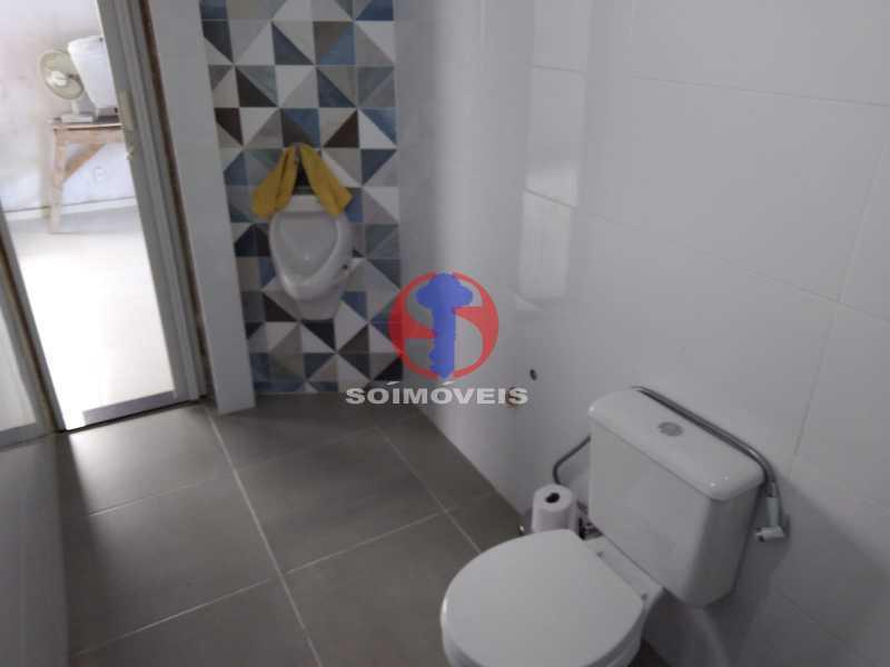 WC SOCIAL 2 - Casa 4 quartos à venda Grajaú, Rio de Janeiro - R$ 1.100.000 - TJCA40065 - 8