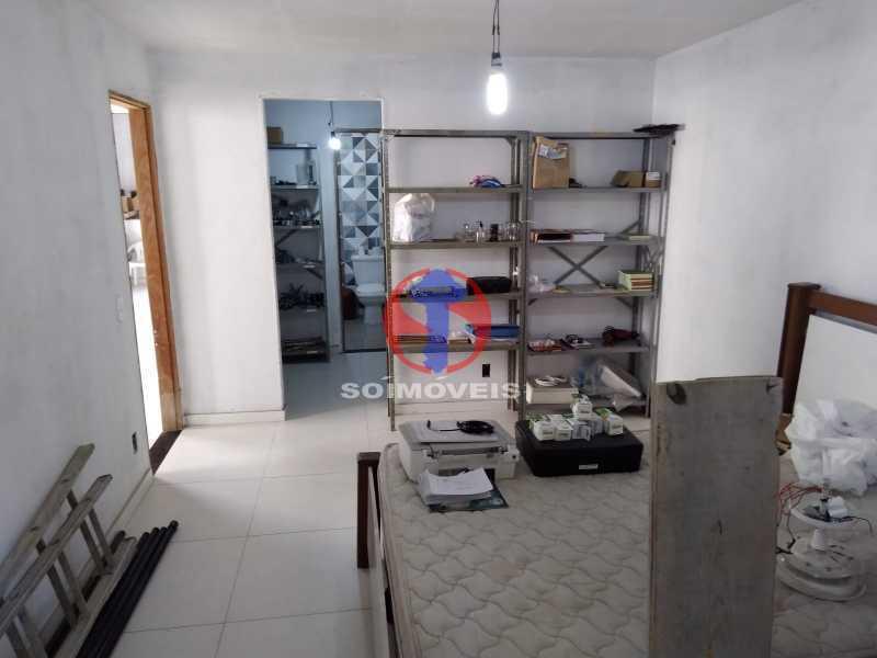 SUÍTEE - Casa 4 quartos à venda Grajaú, Rio de Janeiro - R$ 1.100.000 - TJCA40065 - 13