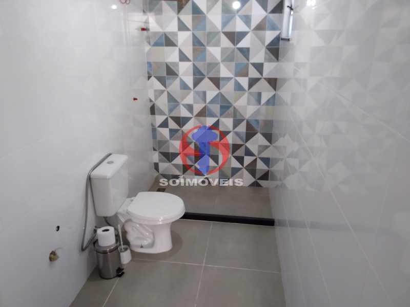 WC SOCIAL 2 - Casa 4 quartos à venda Grajaú, Rio de Janeiro - R$ 1.100.000 - TJCA40065 - 14