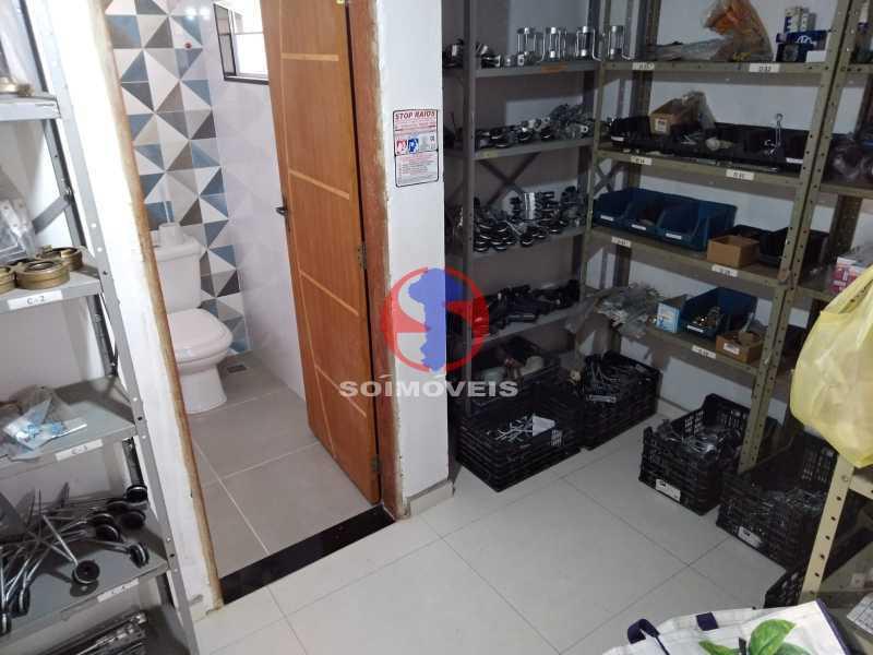 CLOSET - Casa 4 quartos à venda Grajaú, Rio de Janeiro - R$ 1.100.000 - TJCA40065 - 19