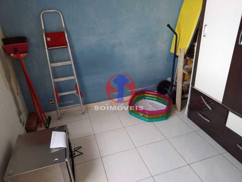 DEP - Casa 4 quartos à venda Grajaú, Rio de Janeiro - R$ 1.100.000 - TJCA40065 - 20