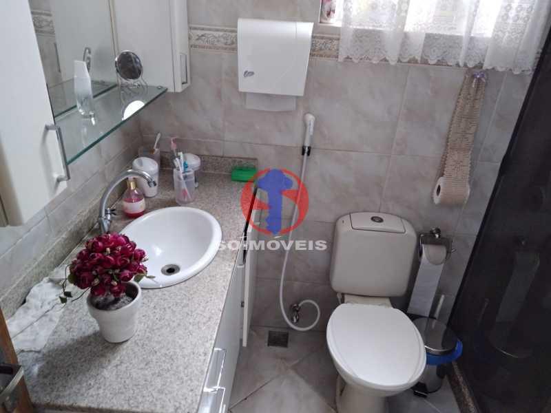 WC SOCIAL - Casa 4 quartos à venda Grajaú, Rio de Janeiro - R$ 1.100.000 - TJCA40065 - 21