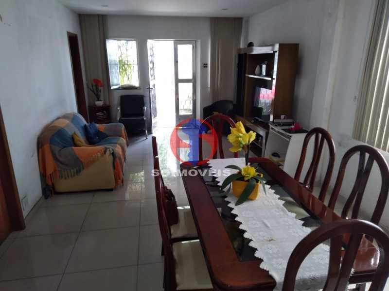 SALA - Casa 4 quartos à venda Grajaú, Rio de Janeiro - R$ 1.100.000 - TJCA40065 - 3