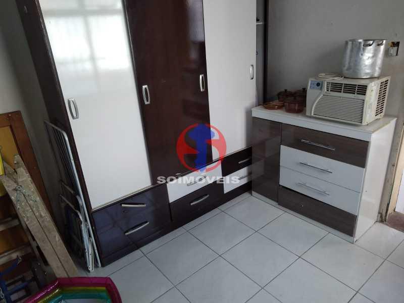 DEP - Casa 4 quartos à venda Grajaú, Rio de Janeiro - R$ 1.100.000 - TJCA40065 - 24