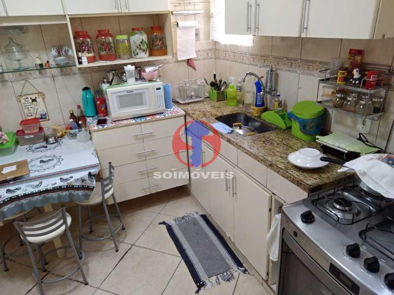 COZ - Casa 4 quartos à venda Grajaú, Rio de Janeiro - R$ 1.100.000 - TJCA40065 - 27