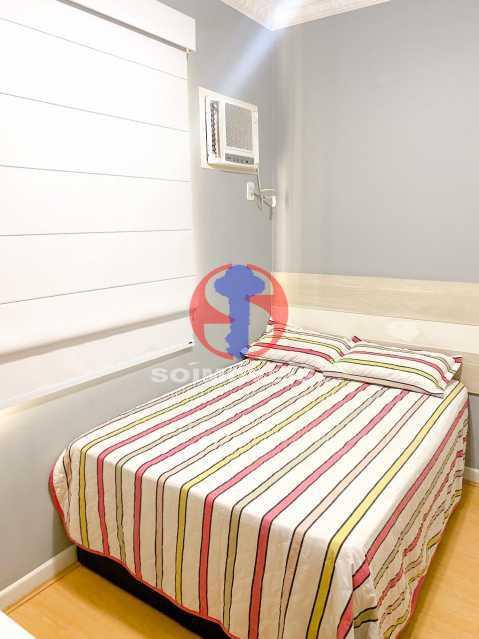QUARTO - Casa de Vila 3 quartos à venda Tijuca, Rio de Janeiro - R$ 1.300.000 - TJCV30093 - 17