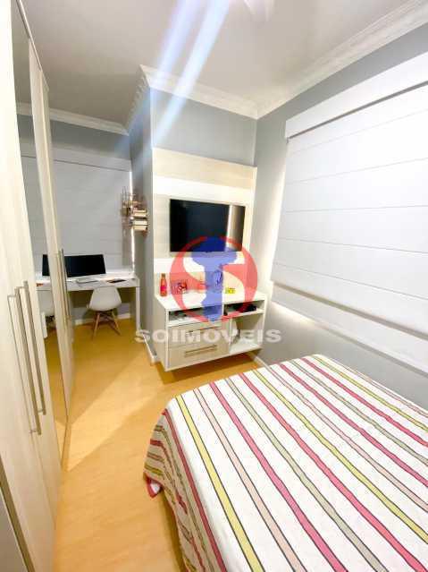 QUARTO - Casa de Vila 3 quartos à venda Tijuca, Rio de Janeiro - R$ 1.300.000 - TJCV30093 - 19