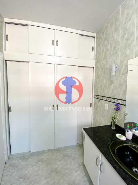 WC - Casa de Vila 3 quartos à venda Tijuca, Rio de Janeiro - R$ 1.300.000 - TJCV30093 - 24