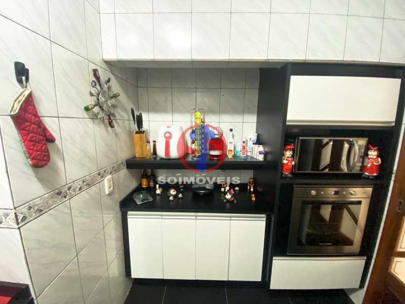 WC - Casa de Vila 3 quartos à venda Tijuca, Rio de Janeiro - R$ 1.300.000 - TJCV30093 - 18