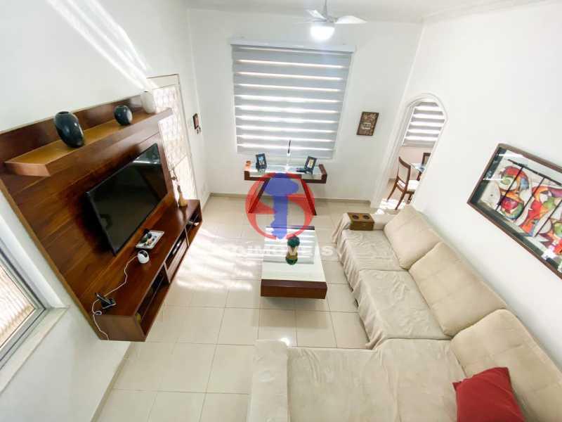 SALA ESTAR - Casa de Vila 3 quartos à venda Tijuca, Rio de Janeiro - R$ 1.300.000 - TJCV30093 - 11